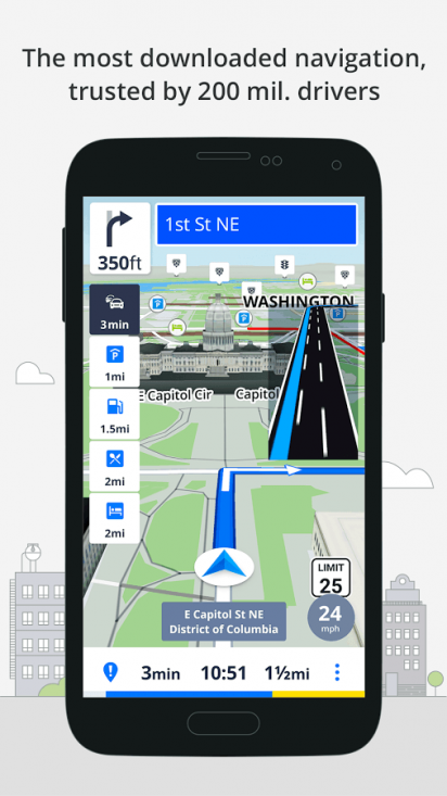 Sygic 18 2 4 APK for Android - Download - AndroidAPKsFree