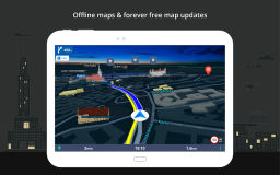 GPS Navigation & Offline Maps Sygic screenshot 2