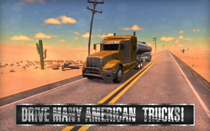 Truck Simulator USA 2 2 0 for Android - Download