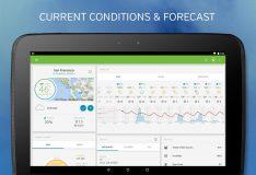 Weather Underground: Forecasts screenshot 2