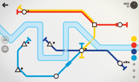 Mini Metro screenshot 2