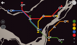 Mini Metro screenshot 4