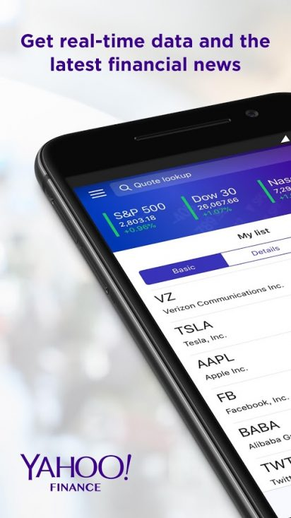 Yahoo Finance 7 2 0 APK for Android - Download - AndroidAPKsFree