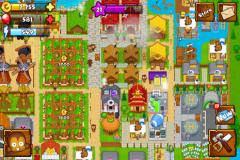Bloons Monkey City screenshot 1
