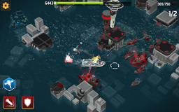 Fortress: Destroyer screenshot 4