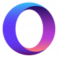 Opera Touch: the fast, new browser with Flow icon
