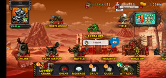 METAL SLUG ATTACK screenshot 4