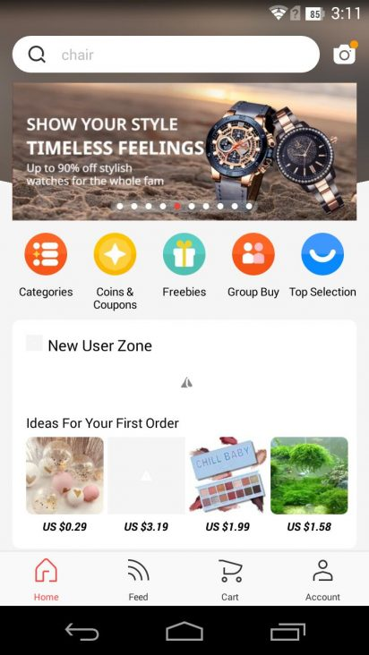 AliExpress Shopping App 7 10 1 APK for Android - Download