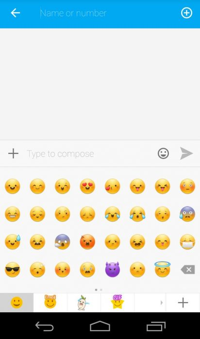 GO SMS Pro 7 88 for Android - Download - AndroidAPKsFree