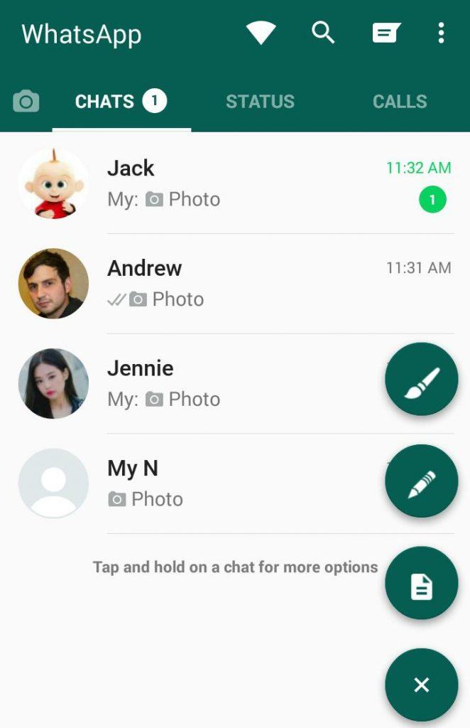 Baixar o GBWhatsapp APK para Android - Última versão