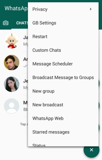 GBWhatsApp for Android - Download - AndroidAPKsFree