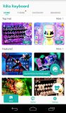 Kika Keyboard - Emoji, GIFs screenshot 1