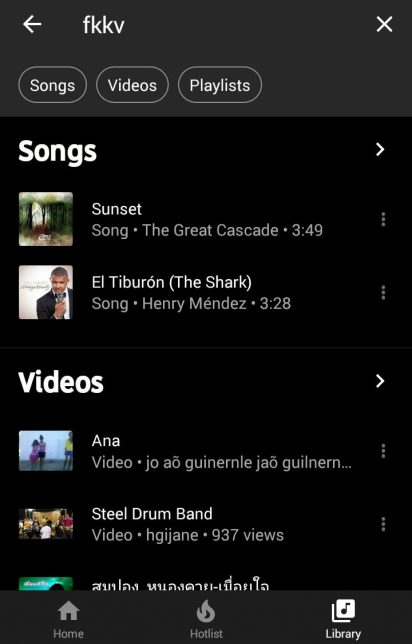 YouTube Music 3 31 57 APK for Android - Download