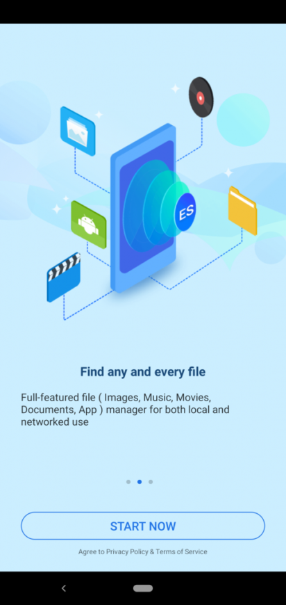 ES File Explorer 4 2 0 3 5 for Android - Download - AndroidAPKsFree