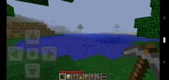 Minecraft: Pocket Edition Demo screenshot 3