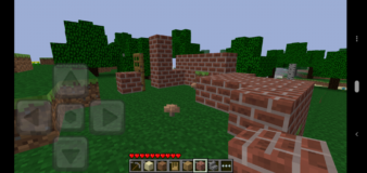 Minecraft: Pocket Edition Demo screenshot 4