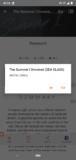 Wattpad screenshot 2