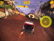 Asphalt Xtreme: Rally Racing screenshot 1