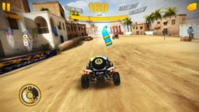 Asphalt Xtreme: Rally Racing screenshot 3