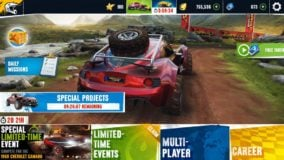 Asphalt Xtreme: Rally Racing screenshot 5