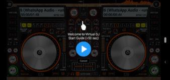 Virtual DJ screenshot 1