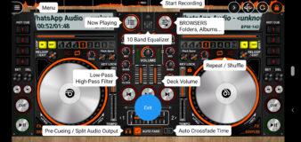 Virtual DJ screenshot 2